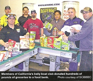 2008 Redwood Empire Food Drive