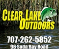 Clear Lake outdoors