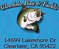 Clear Lake Tackle